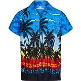 Camisa de Lino y Algodón para Hombre, Dragon868 Camisas de ...