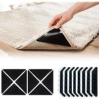 24 Stück Antirutschmatte für Teppich wiederverwendbar Teppichstopper waschbar Anti Rutsch Teppichunterlage…