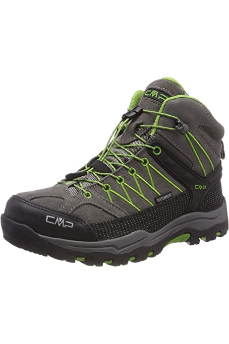 CMP Rigel Mid, Zapatos de High Rise Senderismo para Hombre, Gris (Grey U862), 39 EU: Amazon.es: Zapatos y complementos