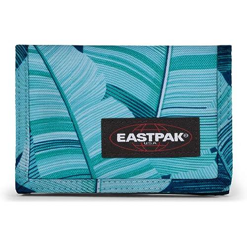 Eastpak Crew Single Portafoglio, 13 cm, Blu (Brize Banana)