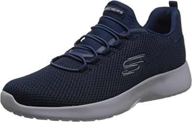 Skechers Men's Dynamight 58360-gry Low-Top Sneakers