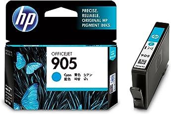 HP 905 T6L89AA Ink Jet Cartridge (Cyan)