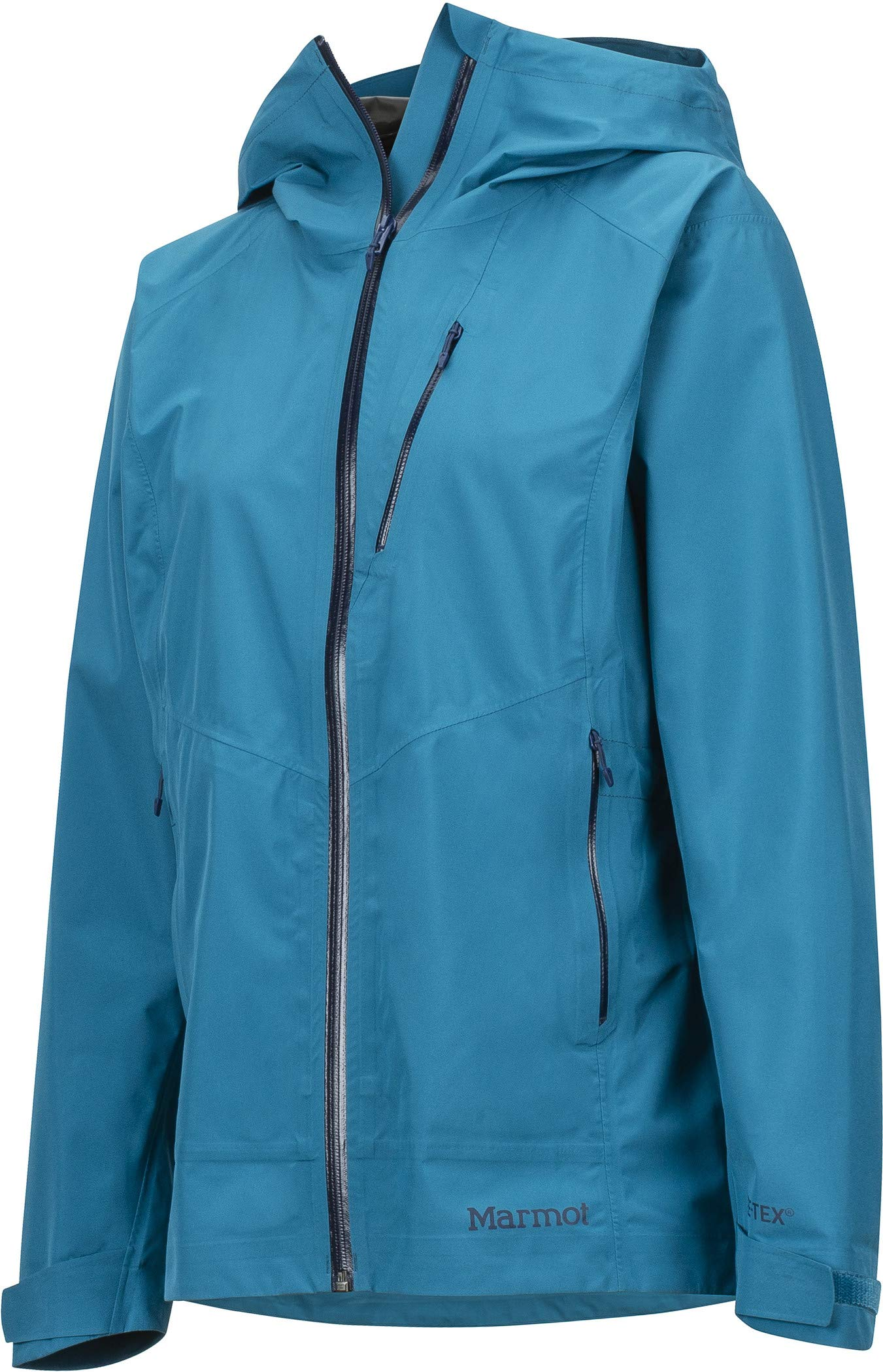 81RYCjF4JtL - Marmot Women's Wm's Knife Edge Hardshell Rain Jacket, Raincoat, Windproof, Waterproof, Breathable