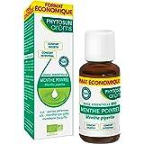 Phytosun Arôms – Huile Essentielle Menthe Poivrée BIO – 100% pure et naturelle – Contribue au confort Digestif et Intestinal