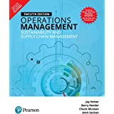 Operations Management | Twelth Edition | By Pearson