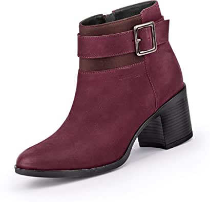 Geox Femme Bottines New ASHEEL, Dame Bottine