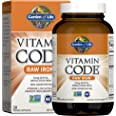 Garden of Life Iron Complex - Vitamin Code Raw Iron Whole Food Vitamin Supplement, Vegan, 30 Capsules *Packaging May Vary*