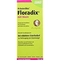 Floradix mit Eisen Lösung zum Einnehmen, 1er Pack (1 x 0.7 l)