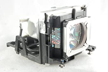 Replacement Lamp Module for Sanyo PLC-XW200 PLC-XW250 PLC-XW300 Projectors Includes Lamp and Housing