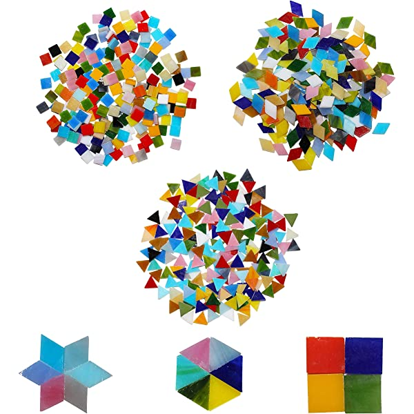 Acrylic mirror of cuts,2kg box,mosaic tiles,art//craft various shapes and sizes