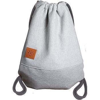9d34e0ba36c06 Sweat Sports Bag - Rough Jersey Sweat Rucksack Hoodie Gym Bag Turnbeutel  Sport Beutel Tasche Manufaktur13 M13