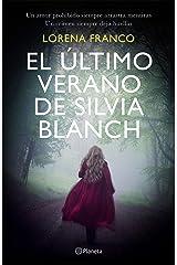 El último verano de Silvia Blanch Versión Kindle