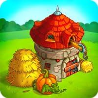 Zauberhaftes Land: die märchenhaft Farm