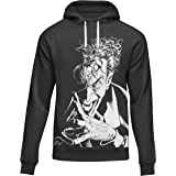 ADYK Men's Cotton Crew Neck Sweatshirt