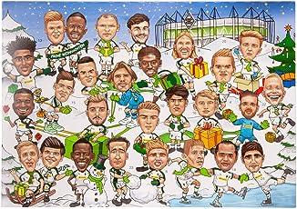 Vfl Borussia Mönchengladbach Adventskalender 2018 *** Comic *** 185460