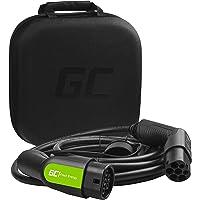 Green Cell® GC Type 2 Câble de Charge EV Voiture Électrique PHEV   22kW   32A   Type 2 de Type 2   5 Mètre   Triphasé…