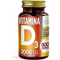 VITAMINA D3 2000 U.I. - 800 COMPRESSE - 2 ANNI DI FORNITURA - 100% alta qualita'