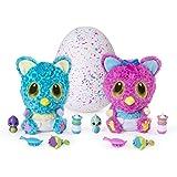 Hatchimals - 6044072 - HatchiBabies Cheetree, Baby-Hatchimal mit interaktiven  Accessoires