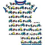 Harry Bear Pijama Corta para niños Tractores