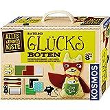 KOSMOS 604233 AllesKönnerKiste Glücks-Boten. DIY-Bastelset für Mädchen und Jungen ab 8 Jahren, das ideale Geschenk-Set…
