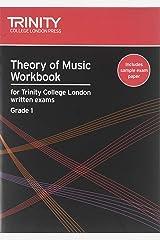 Theory of Music Workbook Grade 1 (Trinity Guildhall Theory of Music) Sheet music