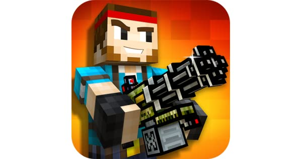 Pixel Gun 3d Pocket Edition Multiplayer Shooter With Skin