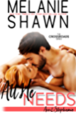 All He Needs – Ace & Stephanie (Crossroads Book 10) (English Edition)