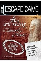 Escape game de poche sp Léonard de Vinci Libro de bolsillo