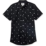 Goodthreads Slim-fit Short-Sleeve Printed Shirt Hombre