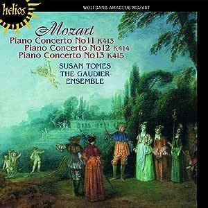 Mozart: Piano Concerto No. 11, K413/...
