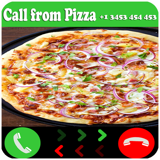 Fake Call from Pizza Prank