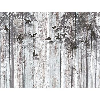 Fototapeten Abstrakt Holzoptik 352 X 250 Cm Vlies Wand Tapete Wohnzimmer  Schlafzimmer Büro Flur Dekoration Wandbilder XXL Moderne Wanddeko   100%  MADE IN ...