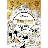 Disneyland Parks Colouring Book