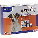 Virbac VB0069 Effitix 4Pip 1,10 Ml 67+600 MG