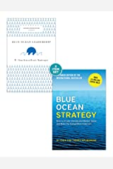 "Blue Ocean Strategy with Harvard Business Review Classic Article ""Blue Ocean Leadership"" (2 Books) (English Edition) Versión Kindle"