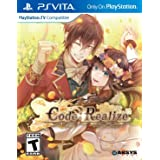 CODE : REALIZE - FUTURE BLESSINGS - PS VITA
