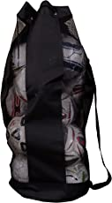 Pepup Sports Polyester Football Bag (PSB-116) - 16 Balls