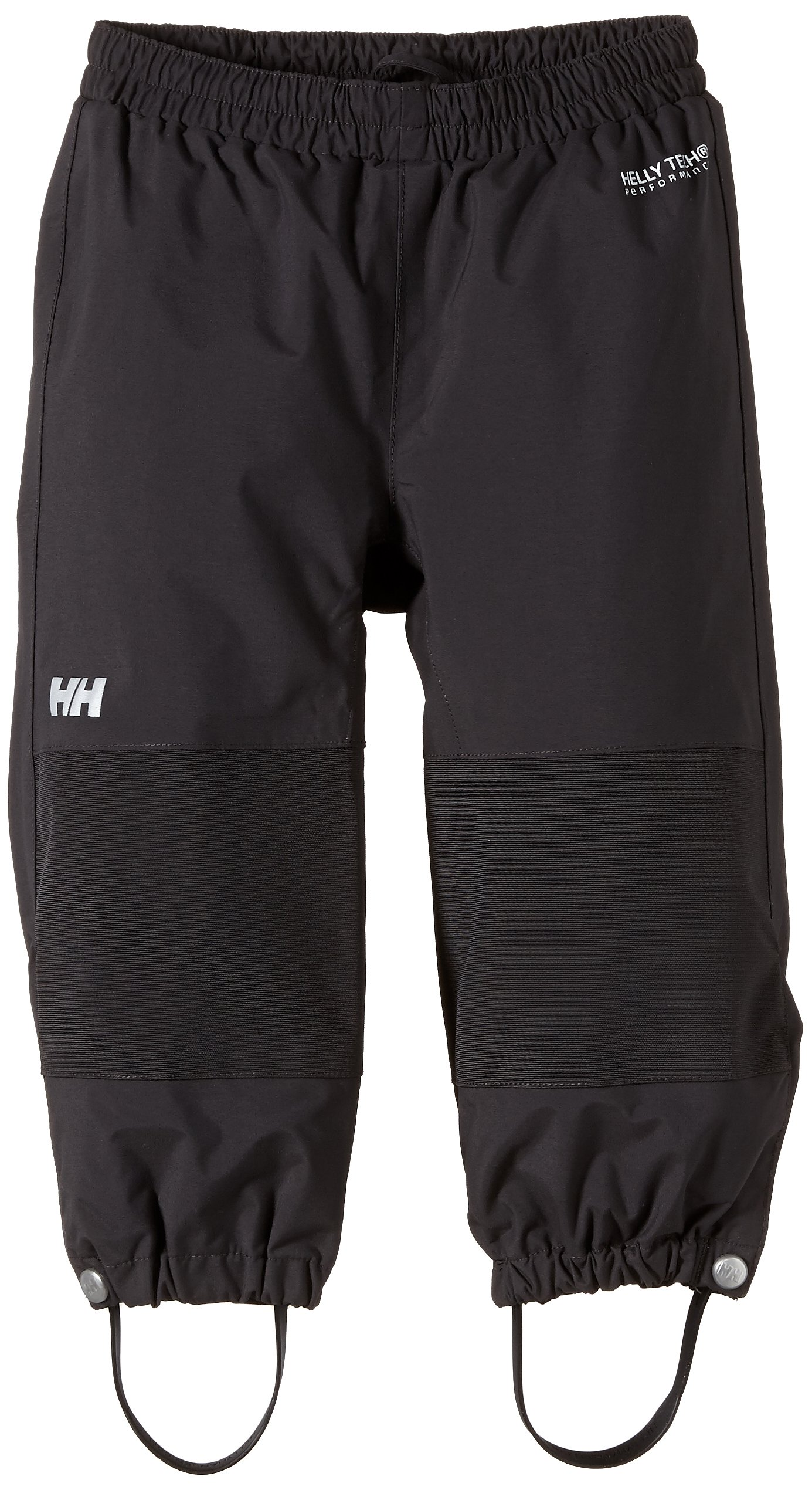Helly Hansen K Shelter Pantaloni, Ebony, 3