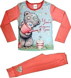 Girls Tatty Teddy 1onesie Pyjamas All In One Me To You PJs 5-6 yrs New Genuine