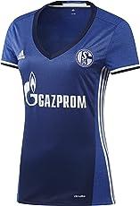 adidas Damen Schalke 04 Trikot