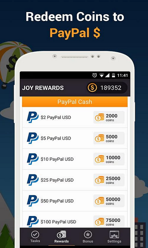 Joy Rewards Free Gift Cards Amazon Co Uk Appstore For Android