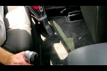 Black+Decker ADV1200 Aspirador de Mano Potente para Coche, ciclónico, 12 V, Gris y Rojo: Amazon.es: Coche y moto