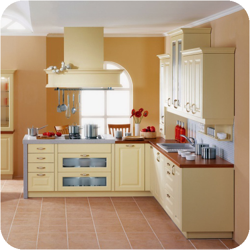 Ideas For Decorating Top Of Kitchen Cupboards: Kitchen Decorating Ideas: Amazon.co.uk: Appstore For Android