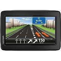TomTom Start 25 M Europe Traffic Navigationsgerät (Free Lifetime Maps, 13 cm (5 Zoll) Display, TMC, Fahrspurassistent, Parkassistent, IQ Routes, 49 Länder) schwarz