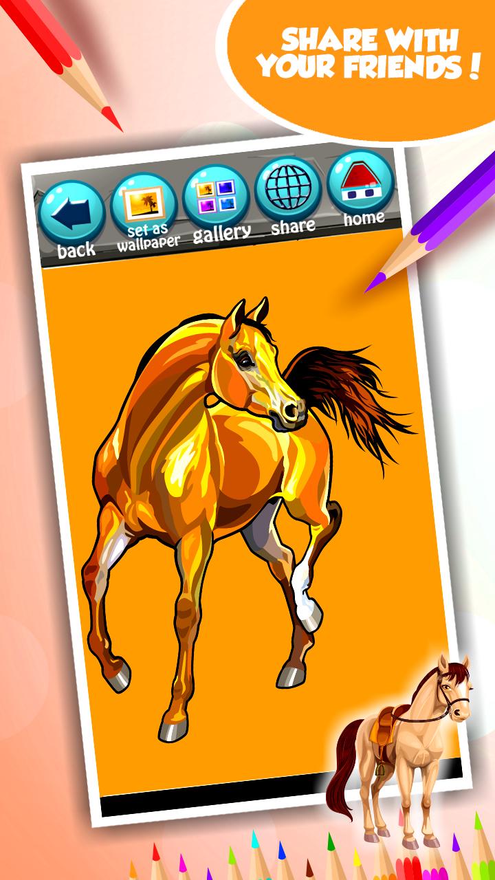 Pferd Malbuch: Amazon.de: Apps für Android