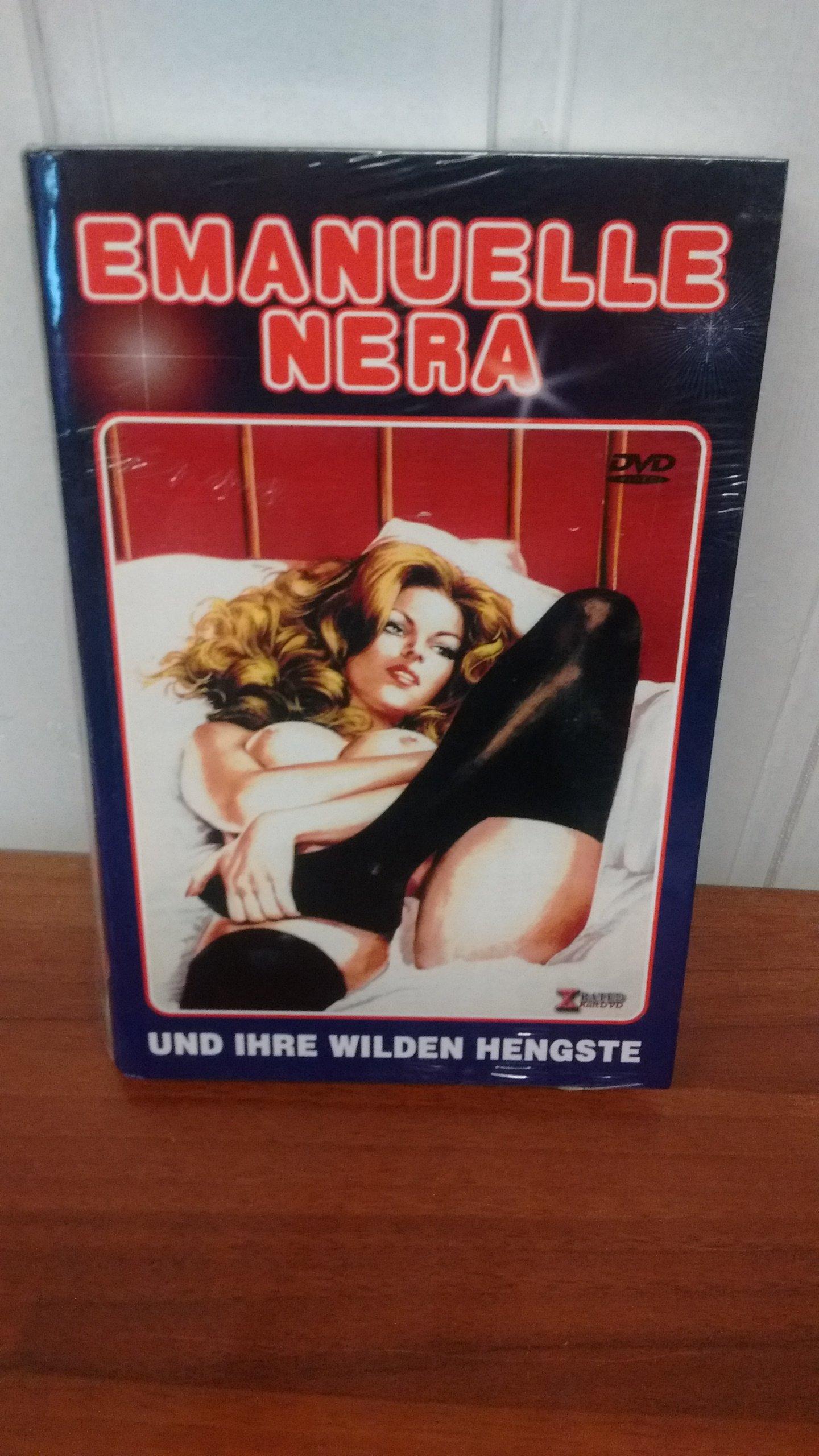 Emanuelle Nera 2 - Big Box X Rated - UNCUT Audio Italiano