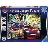 Ravensburger - 10520 5 - Puzzle - Cars - 100 Pièces