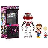 L.O.L. Surprise! Bohaterowie Arcade - lalka figurka - z 15 niespodziankami, 6-częściowy kostium bohatera i akcesoria