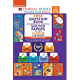 Oswaal CBSE Question Bank, Chapterwise & Topicwise, Solved Papers, Class 12, Chemistry, Reduced Syllabus (For 2021 Exam)