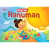 Pop-up Hanuman (Pop-ups Indian Mythology)